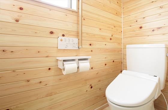トイレを快適な空間にするという考え方