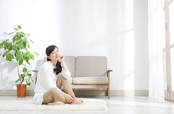 エアコンよりも健康に?床暖房の魅力