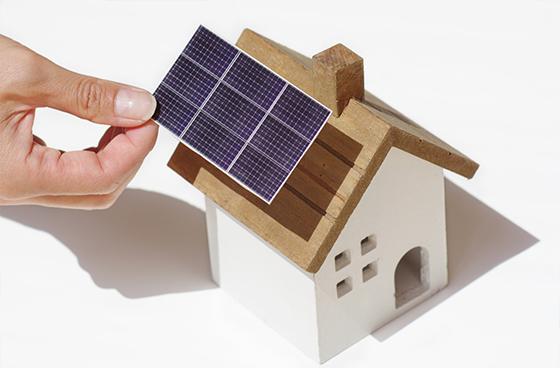 年金がわりに太陽光発電に投資?