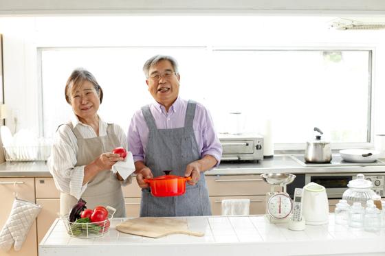 団塊世代が使いやすいキッチンとは